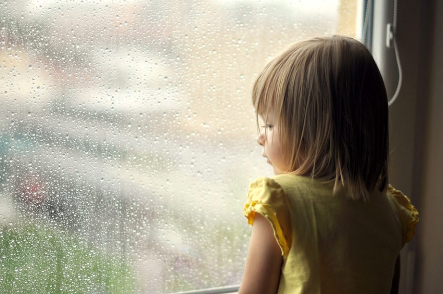 How to Soothe Your Child's Storm Anxiety